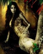 Hot Actress Become Hot Evil