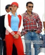 Salman and Sania