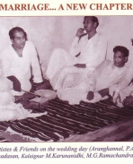 Sivaji, Kannadasan, Karunadhini & M. G. R