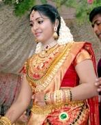 Navya nair wedding stills