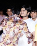 Simbu birthday celebration
