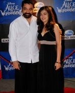 Kamal at Alice In Wonderland Premiere Show