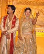 Rambha wedding photos