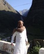 Rajini at Himalayas