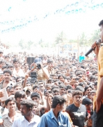 Vijay at Pollachi