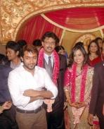 Surya at Dayanidhi Wedding