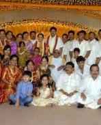CM Karunanithi Family