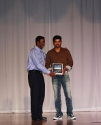 Vijay at Bay Area Fans Meet