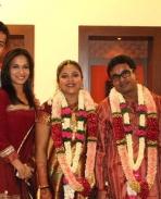 Soundarya & Ishwarya @ Selva's Enggagement