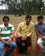 Sreekanth, Jeeva & Vijay
