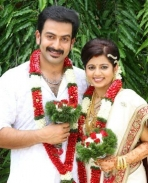 Prithviraj - Supriya Menon Wedding Photos
