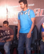 Vijay at Markandeyan Audio Launch