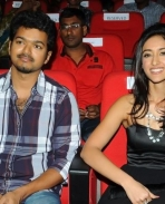 Vijay & Ileana at Snehitudu audio launch