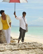yevadu working stills 1