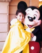 Trisha childhood