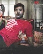 Abhinetri movie first look photos