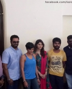 Adangathey movie photos