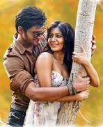 Samantha hot in alludu Srinu
