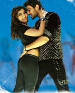Samantha hot in alludu Srinu