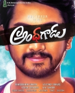Andhagaadu movie latest poster