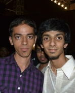 Me And Aniruth @ 3 Audio Lanch