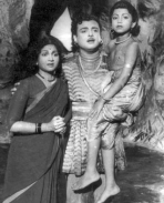 Anjali Devi rare photos