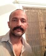 Kishore With Fan Venkat