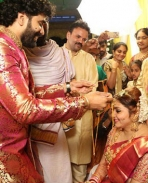 Namitha Veer Wedding Photos