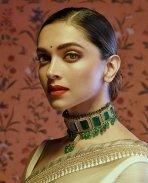 Deepila Padukone Latest Photos Traditional photoshoot