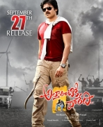AD latest poster