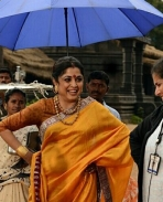 Baahubali 2 movie latest working stills