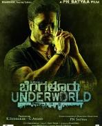 Bengaluru Underworld movie posters