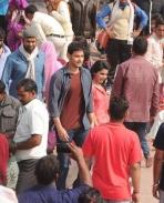 Brahmostavam movie latest working stills