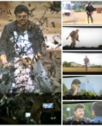 chiranjeevi in Bruce lee