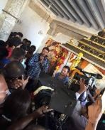 Chakravarthy movie shooting started