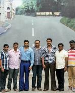 Chakravarthy movie latest fan clicks