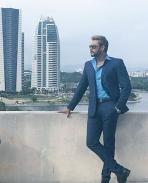 Darshan's latest stills from the movie chakravarthy