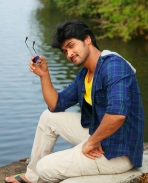 Kannada actor Chandan rare photos