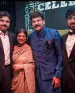 Chiranjeevi 60th birthday photos