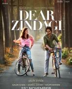 Dear Zindagi First Look Poster