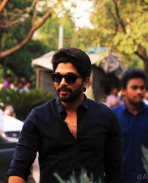 Allu Arjun's DJ - Duvvada Jagannadham Movie latest working stills