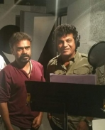 shivanna voice over for puneeth's dodmane hudga