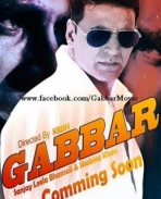 AKSHAY as GABBAR