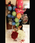 Hansika Motwani birthday celebration photos
