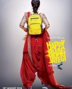 happy bhaag jayegi
