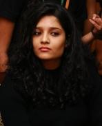 #IrudhiSuttru Team @ Ethiraj College Stills