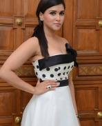 Mannara Chopra at Jakkanna Audio Launch