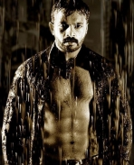 Jayasurya Six Pack Body Building Physique muscles NALLAVAN malayalam movie look