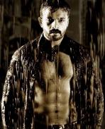 Jayasurya Six Pack Body Building Physique muscles NALLAVAN malayalam movie look