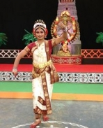 kedarnath kuchipudi dancer photos ,eluru ,lives hyderabad